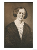 George Eliot Wall Poster