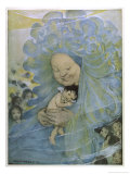 The Tender and Motherly Mrs Giclee Print by Jessie Willcox-Smith