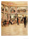 Dancers and Diners at the Kit- Kat Club in the Haymarket London Giclee Print by Dorothea St. John George