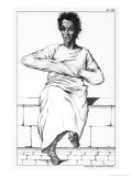 Patient at Charenton in Straigh Jacket Giclee Print by Ambroise Tardieu