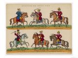 Redington's Horses Giclee Print
