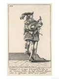 1629 Lute Player Giclee Print