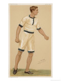 C.B.F. Fry, Athlete Giclee Print by  Spy (Leslie M. Ward)