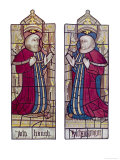 Sergeants at Law. During Medieval Times These were Members of a Superior Order of Barristers Giclee Print