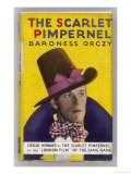 The Scarlet Pimpernel Giclee Print