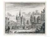 Deventer Betrayed Giclee Print by Isaac Tiricx