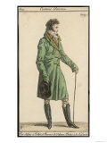 Overcoat 1810 Giclee Print