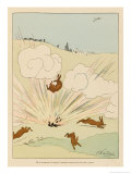 Inevitably Innocent Animals Will be Among the Victims of Indiscriminate Aerial Bombardment Giclee Print by Joaquin Xaudaro