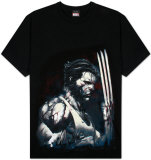 X-Men - Wolverine Blood n Steel Tshirts