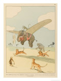 Why Should Mankind Hog the Blessings of Aviation Giclee Print by Joaquin Xaudaro