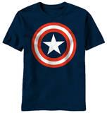 Captain America - 80s Captain T-shirts