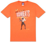 BuckWheats - The Breakfast of Rascals T-Shirt