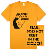 Karate Kid - Bow to your Sensei T-Shirt