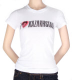 Juniors: Borat - I Heart Kazakhstan T-shirts