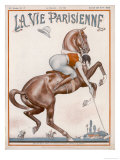 La Vie Parisienne Giclee Print by Valdes 