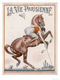 La Vie Parisienne Premium Giclee Print by  Valdes