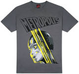 Metropolis - Yellow Stripe T-Shirts