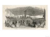 """Randolph"" Emigrant Ship Giclee Print"