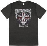 Grateful Dead - Europe 1972 T-shirts