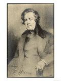 Robert Schumann German Musician, Giclee Print