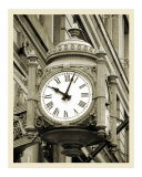 Marshall Field&#39;s Clock Photographic Print by Jaymes Williams