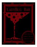 Ladybug Bar Photographic Print by Liza Phoenix