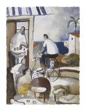 Bar y Bicicleta Limited Edition by Didier Lourenco