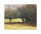Under the Hedge Giclee Print by Marc Bohne