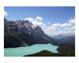 Peyote Lake, Banff National Park Photographic Print by Peter Fagan