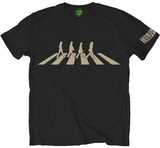 De Beatles - Op zebrapad T-Shirt