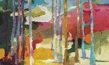 Spring Forest I Sammlerdrucke von Barbara Rainforth