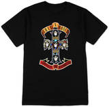 Guns N Roses - Cross Tシャツ