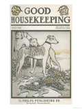 Good Housekeeping, March 1904 Premium Giclee Print