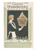 Good Housekeeping, July 1914 Posters