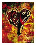 Heart Giclee Print by maria eames