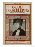 Good Housekeeping, March 1902 Poster