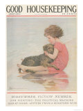Good Housekeeping, August 1922 Prints