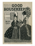 Good Housekeeping, May 1902 Art
