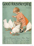 Good Housekeeping, May 1925 Prints