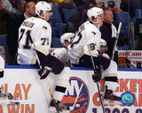 2006 - 2007 Evegeni Malkin And Sidney Crosby Photo