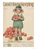 Good Housekeeping, October 1925 Premium Giclee Print