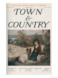 Town & Country, February 14th, 1914 Premium Giclee Print