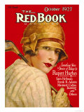 Redbook, October 1927 Art