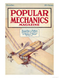 Popular Mechanics, October 1916 Art