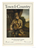 Town & Country, March 1st, 1920 Premium Giclee Print
