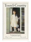 Town & Country, May 1st, 1918 Premium Giclee Print