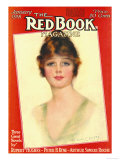 Redbook, January 1918 Poster