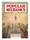 Popular Mechanics, April 1913 Premium Giclee Print