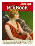 Redbook, June 1928 Prints