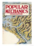 Popular Mechanics, December 1913 Posters